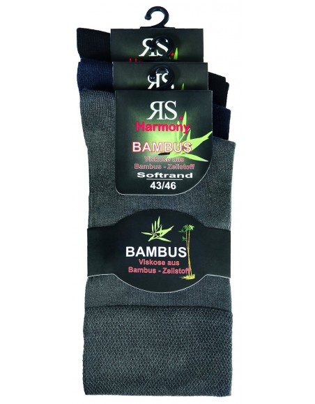 RS Harmony Bambus Business Socke