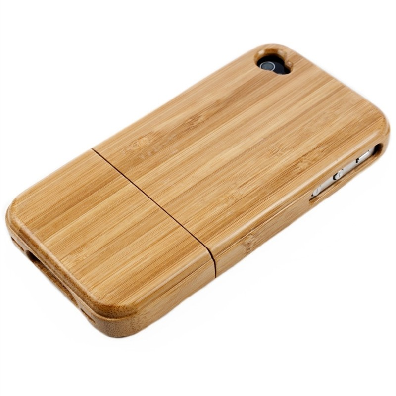 iPhone 4s Bambus Case
